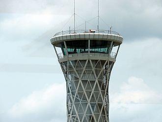 Mattala Rajapaksa International Airport - ATC tower
