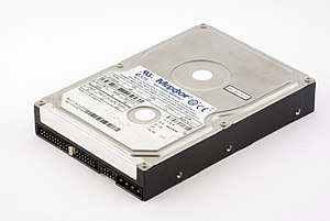 300px Maxtor 94098H6 Hard Disk A The Brains Storage Capacity