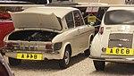 Mazda 360 Carol & Subaru 360 (both 1965) Mirror image (23521431708).jpg