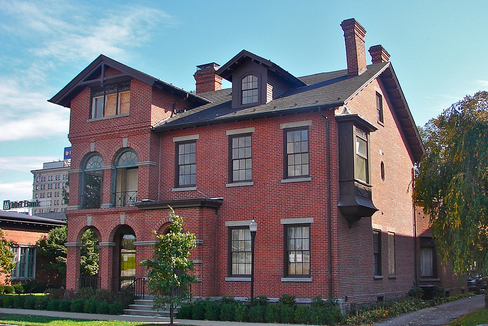 McClintock Hall Wilkes B PA