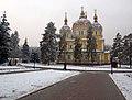 Medeu District, Almaty, Kazakhstan - panoramio - Сергей Марцынюк.jpg