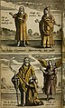 Medicina practica, or, Practical physick - containing the way of curing the more eminent and usual diseases happening to humane bodies - whereunto is annexed, 1. The preparation of the praecipiolum of (14768695052).jpg