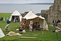 Medieval show at Scarborough Castle.jpg
