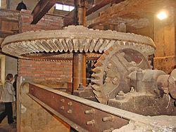 F brica de harinas san antonio wikipedia la for Pisos en medina de rioseco