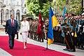 Meeting between the President of Ukraine and the President of Estonia began 02.jpg