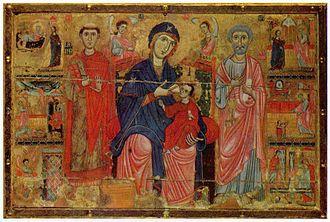 November 6 (Eastern Orthodox liturgics) - Image: Meister der Heiligen Magdalena 001