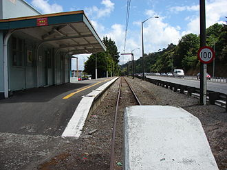 Melling Branch - The Melling Branch terminates at Melling railway station.