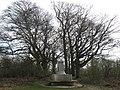 Memorial, Priory Hill, Reigate - geograph.org.uk - 1227237.jpg