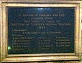 Memorial to the Earl of Chester's Imperial Yeomanry in Chester Cathedral.JPG