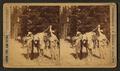 Men tying packs on horses, by Ingersoll, T. W. (Truman Ward), 1862-1922.png