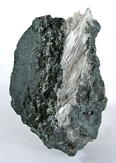 Mendipite Oxyhalide of lead. Rare mineral found in the Mendip Hills