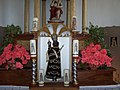 Mengkofen Klausen Wallfahrtskirche Sankt Redemptor Madonna.jpg
