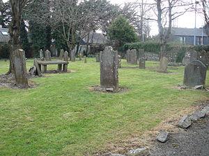 Merrion Cemetery, Bellevue - Image: Merrion Cemetery, Bellevue