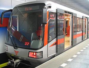 Metro M1, stanice Ládví