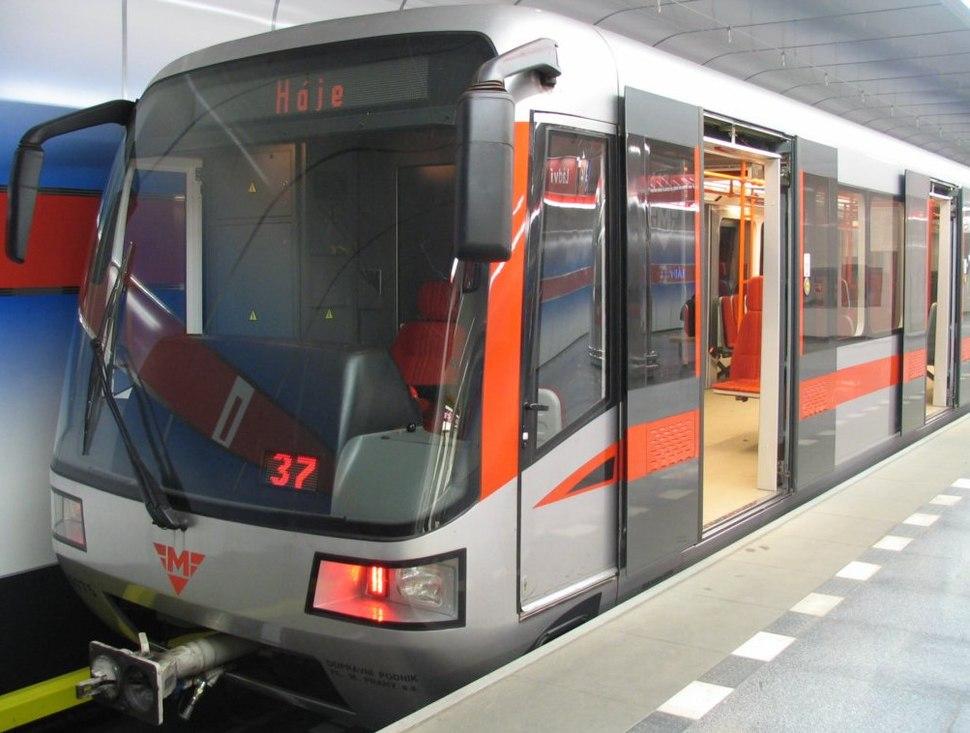 Metro M1, stanice L%C3%A1dv%C3%AD