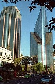 Börse von Mexiko-Stadt