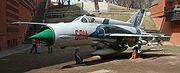 MiG-21MF, Polish Air Force, markings of 3rd Tactical Sqn.