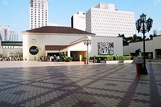 Pérez Art Museum Miami - former museum building/location