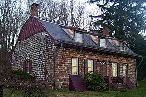 Orangetown, New York - Michael Salyer Stone House