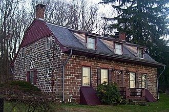 Orangetown, New York - Michael Salyer Stone House
