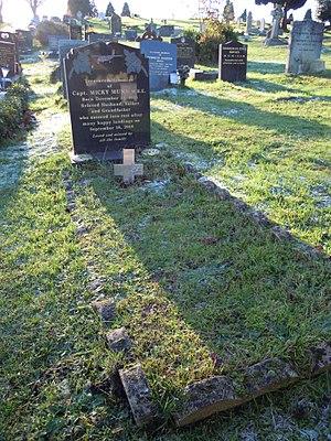 Aldershot Cemetery - Image: Micky Munn MBE