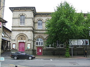 Midsomer Norton - The Town Hall
