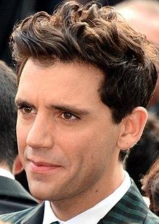 Mika (singer) British-Lebanese singer-songwriter