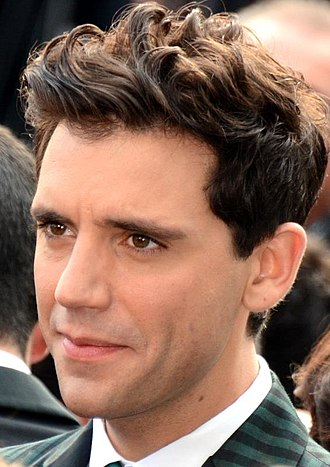 Mika (singer) - Mika at the 2014 Cannes Film Festival