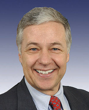 Mike Michaud - An earlier official Congressional photo of Michaud