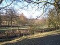 Mill Stream and Pond, Damsells Mill - geograph.org.uk - 137173.jpg