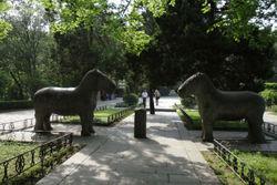 MingXiaoling Animal Horse 01.jpg
