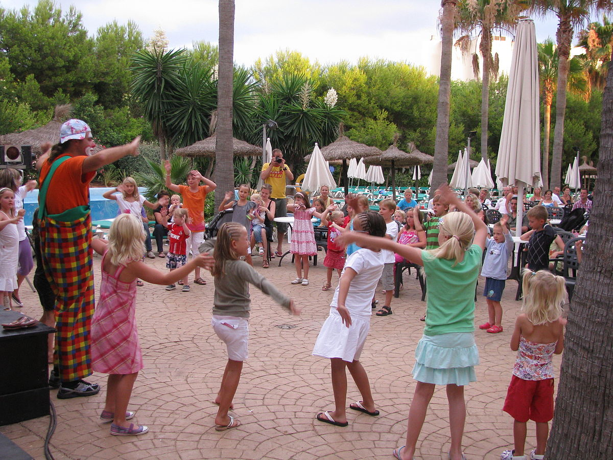 Hotel Portaventura And Theme Park