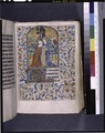Miniature of the Visitation; initials, border (NYPL b12455533-425961).tif