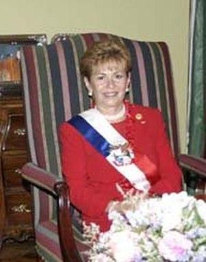 Mireya Moscoso - Image: Mireya Moscoso