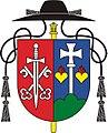 Miroslav Glejtek Erb Benediktínskeho Priorátu Premenenia Pána v Sampore.jpg