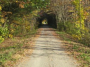 Missisquoi Valley Rail Trail