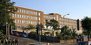 University of Brighton - Mithras House