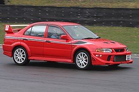 Mitsubishi lancer evolution wikipedia mitsubishi evo 6 flickr exfordyg sciox Images