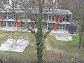 Mittlere Rosselen Mehrfamilienhaus Evangelischer Kindergarten.JPG