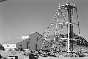 Silver Mining In Nevada Wikipedia