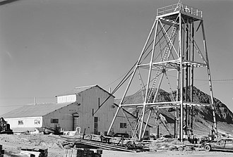 Tonopah, Nevada - Mizpah mine