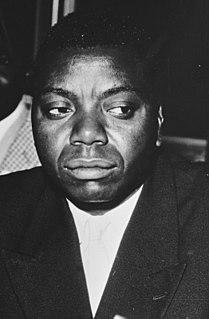 Moïse Tshombe Democratic Republic of Congo Prime Minister
