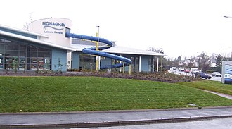 Monaghan - Monaghan Leisure Complex, built in 2005.