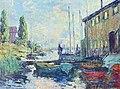 Monet w 371 the port of argenteuil.jpg