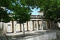 Montbazin colonnade1.JPG