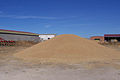 Montealegre grano recogido en la era lou.jpg