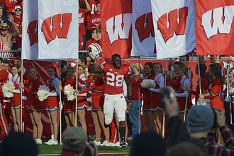 Montee Ball - Senior Introductions vs Ohio State