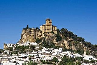 Монтефрио,  Андалусия, Испания