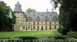 Montigny-sur-Aube - Chateau