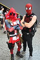 Montreal Comiccon 2015 - Little Red Riding Deadpool and Spider-Man (19292146559).jpg